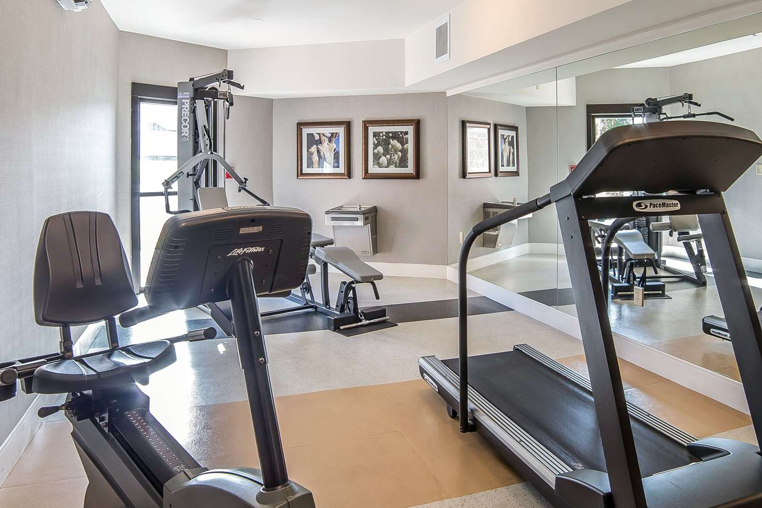 Fitness/ Exercise Room - Comfort Inn & Suites Great Falls Airport