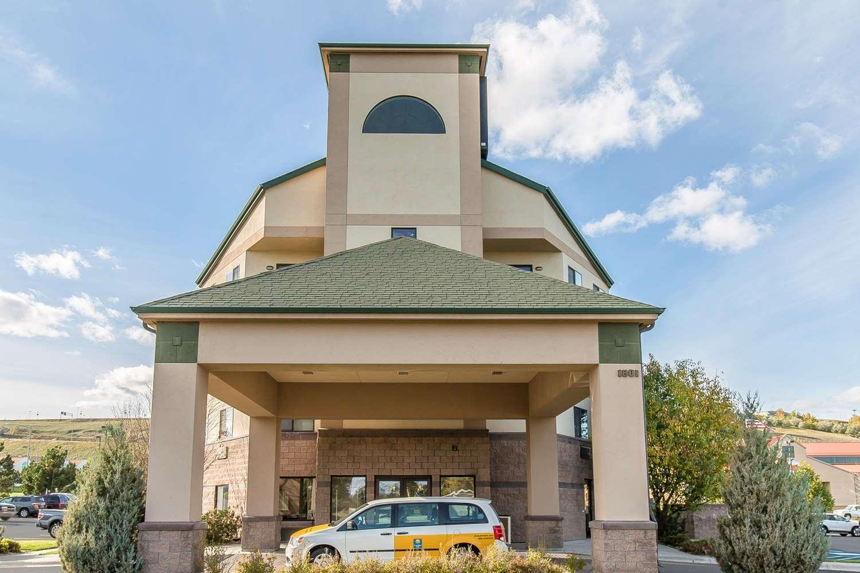 Exterior view - Comfort Inn & Suites Great Falls Airport