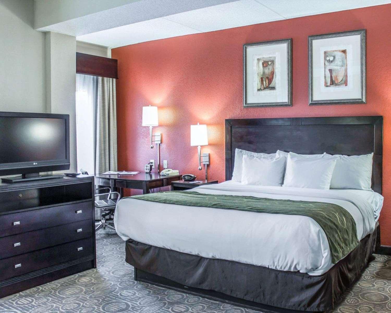 Suite - Comfort Suites Cary
