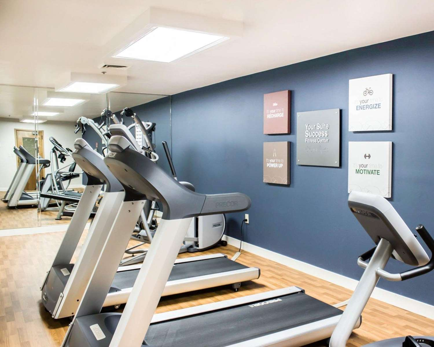 Fitness/ Exercise Room - Comfort Suites Cary