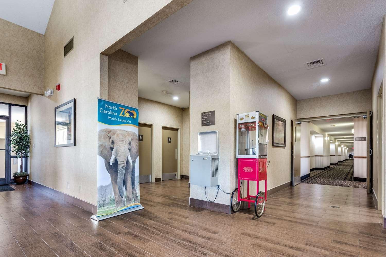 Lobby - Comfort Inn Asheboro