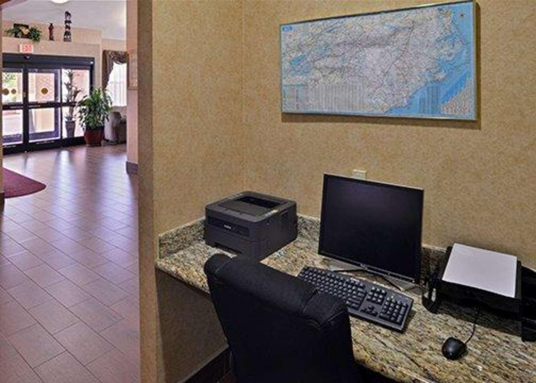 Conference Area - Comfort Inn Asheboro