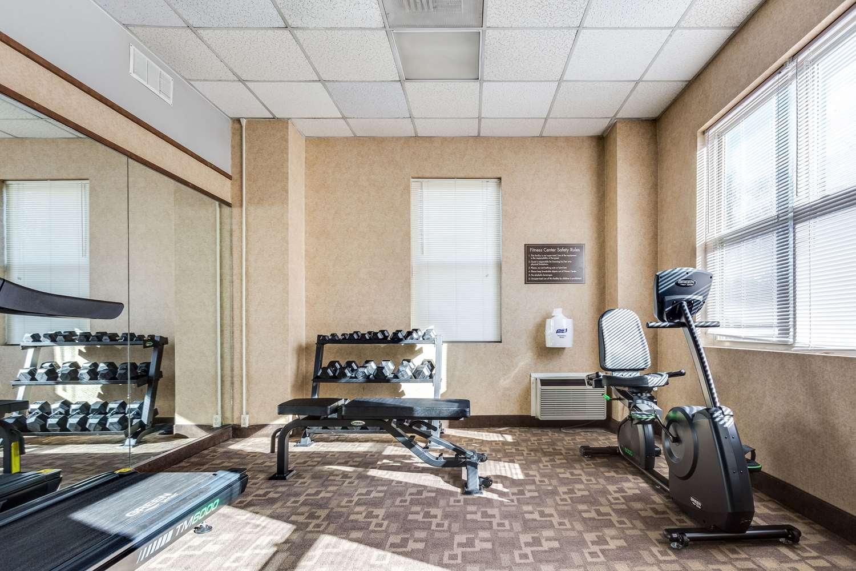 Fitness/ Exercise Room - Comfort Inn Asheboro