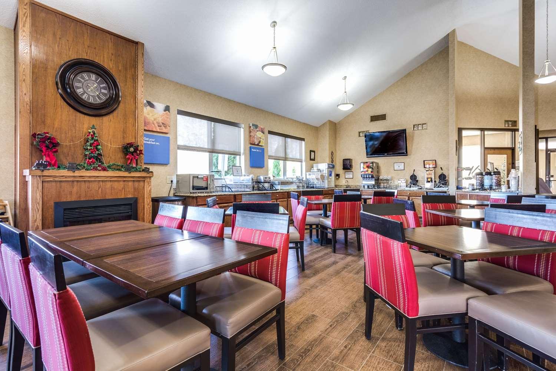 Restaurant - Comfort Inn Asheboro