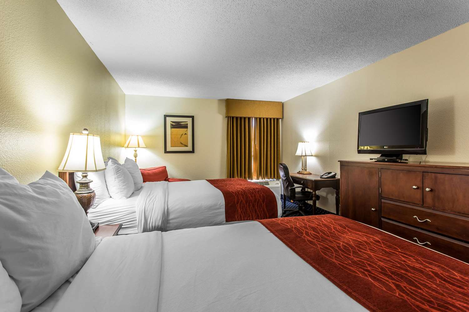 Room - Comfort Inn Laurinburg
