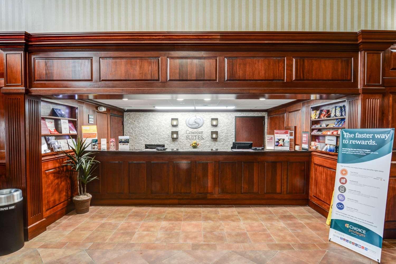 Lobby - Comfort Suites Asheville