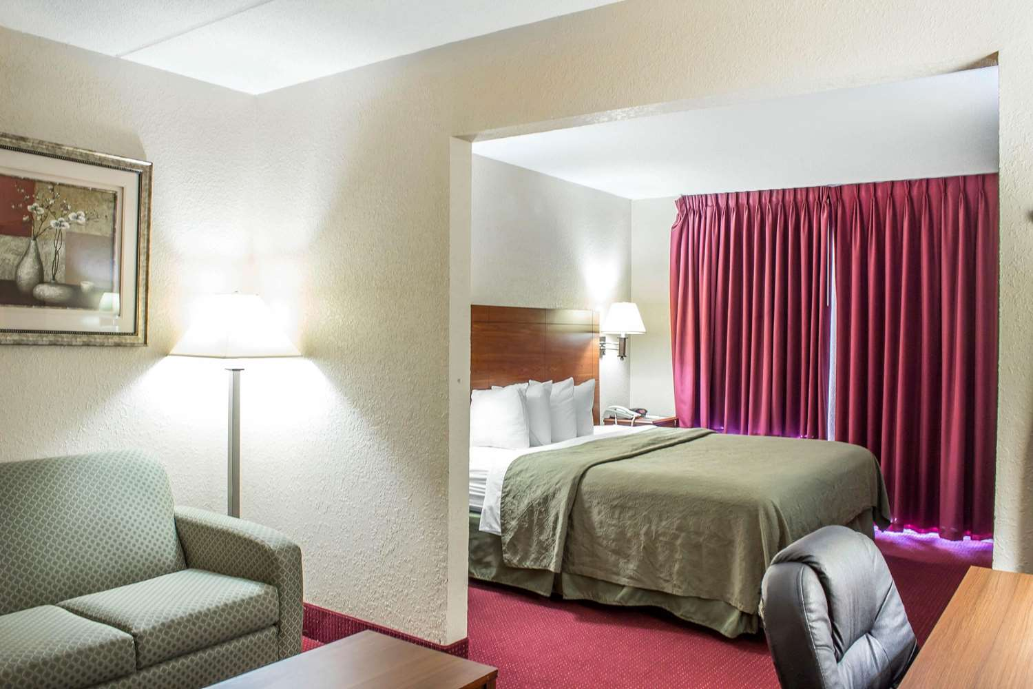 Suite - Quality Inn Selma