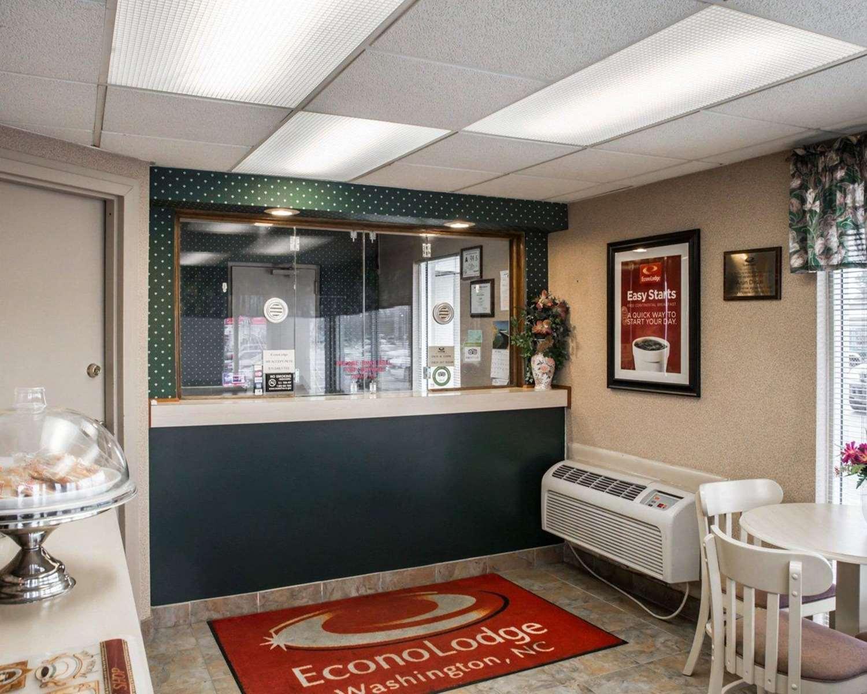 Lobby - Econo Lodge North Washington