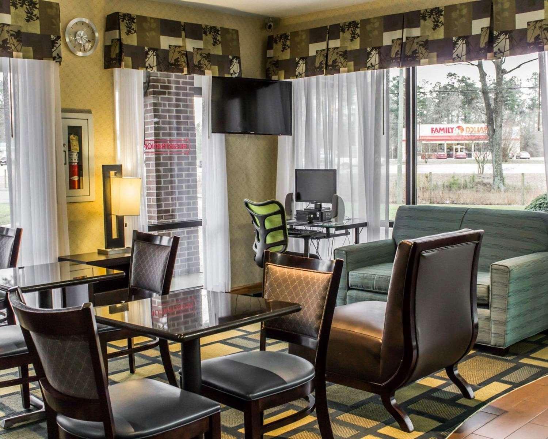 Lobby - Quality Inn Kenly