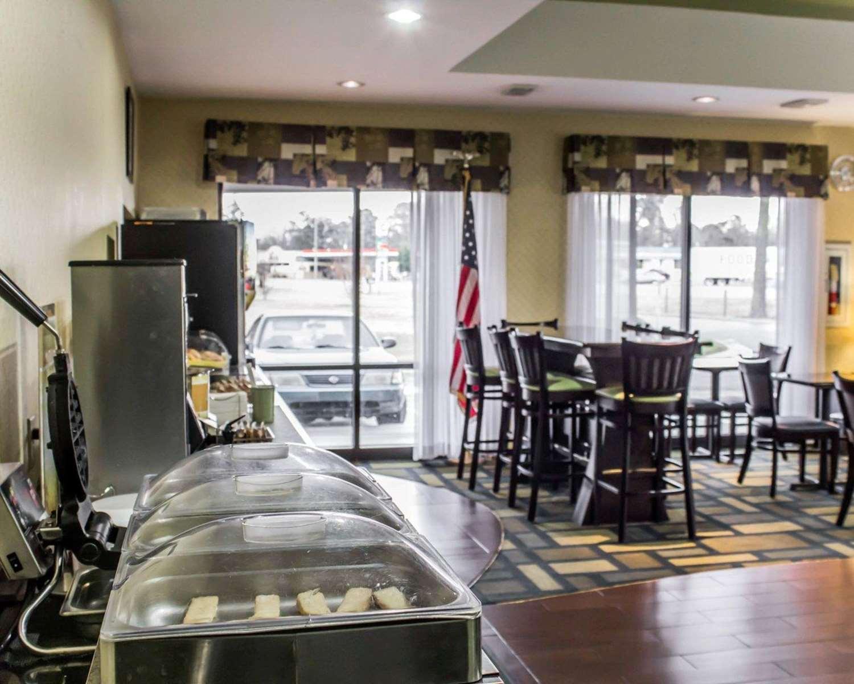 Restaurant - Quality Inn Kenly