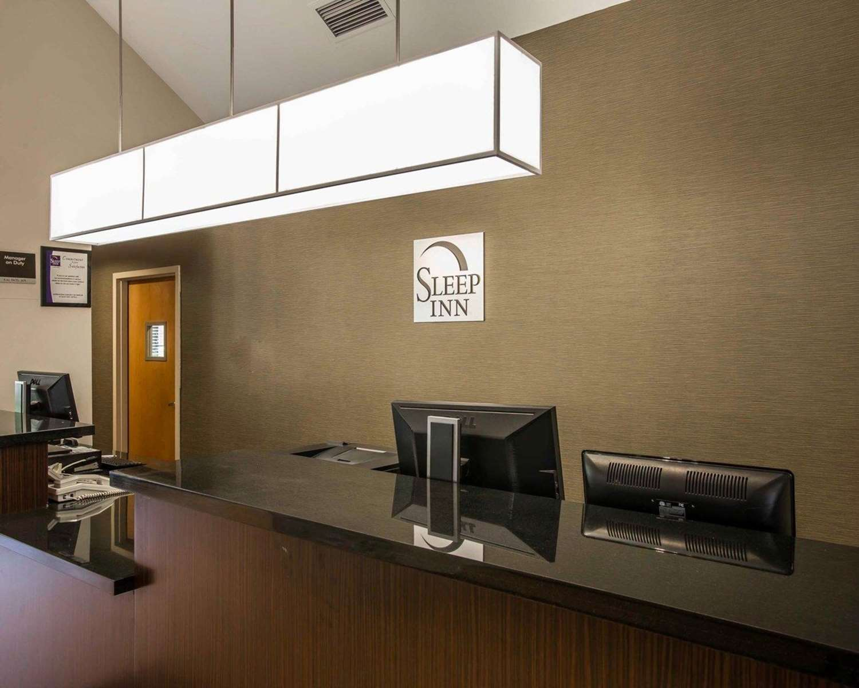 Lobby - Sleep Inn Airport Greensboro