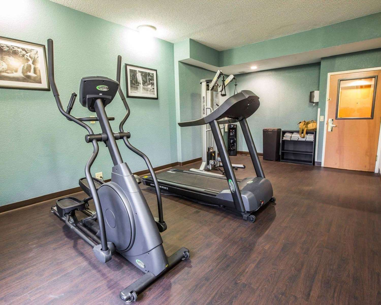 Fitness/ Exercise Room - Sleep Inn Airport Greensboro