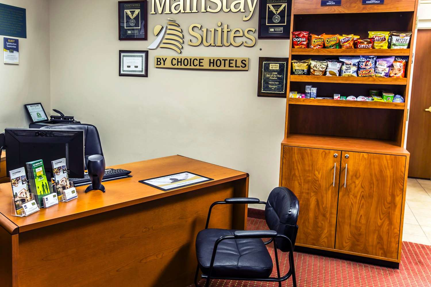 Lobby - MainStay Suites Wilmington