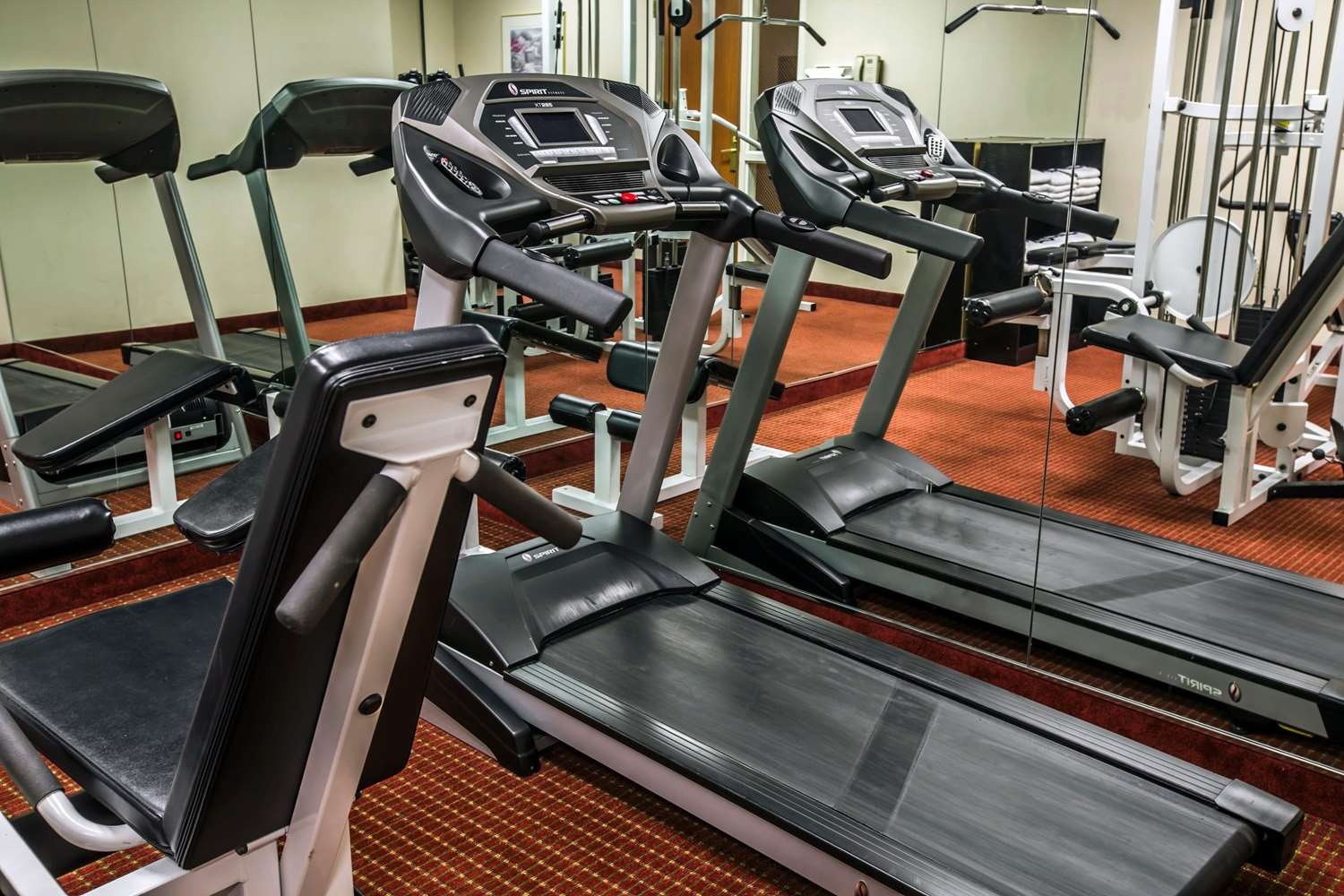 Fitness/ Exercise Room - MainStay Suites Wilmington
