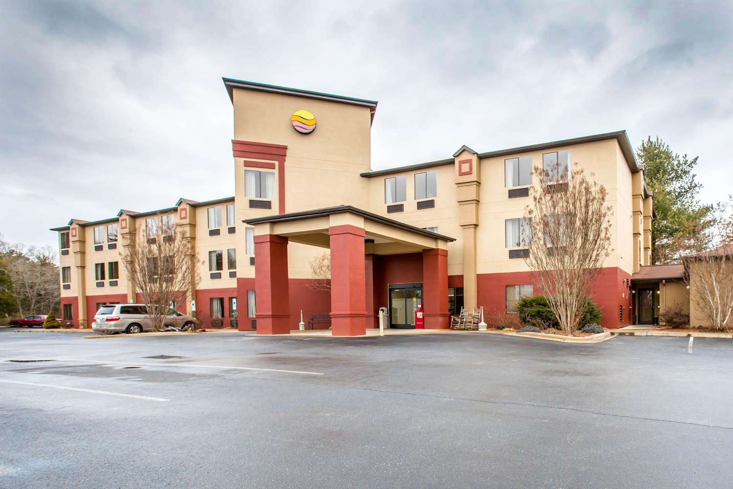 Exterior view - Comfort Inn Franklin
