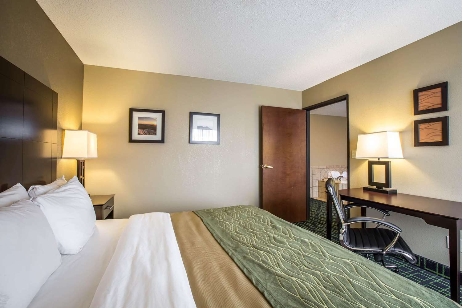 Suite - Comfort Inn Franklin