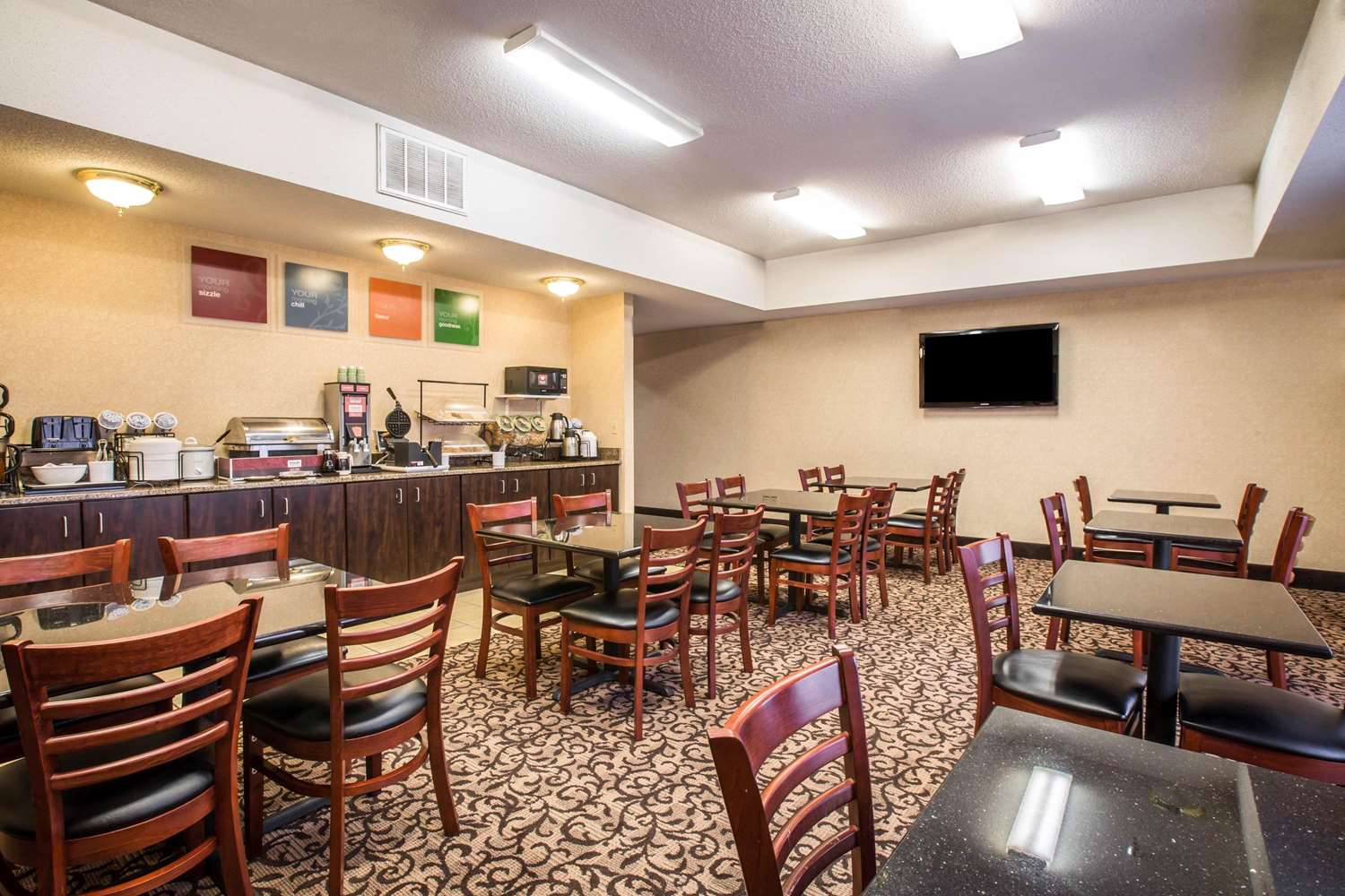 Restaurant - Comfort Inn Franklin