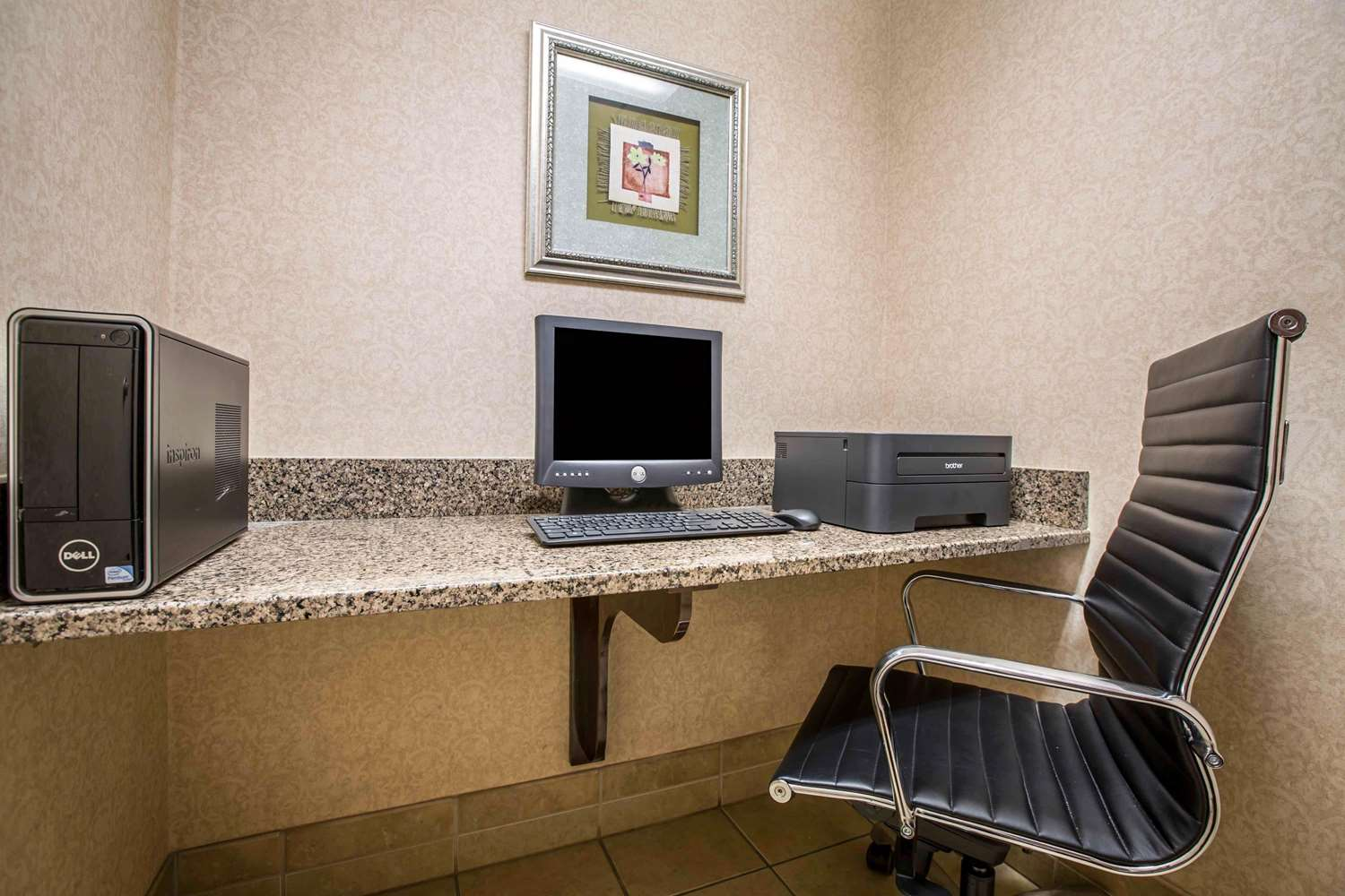 Conference Area - Comfort Inn Franklin