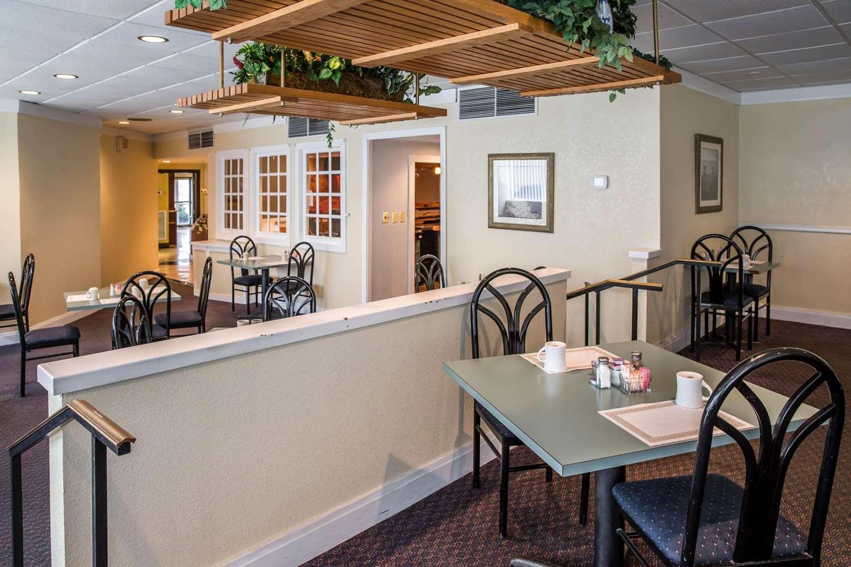 Restaurant - Quality Inn Elizabeth City