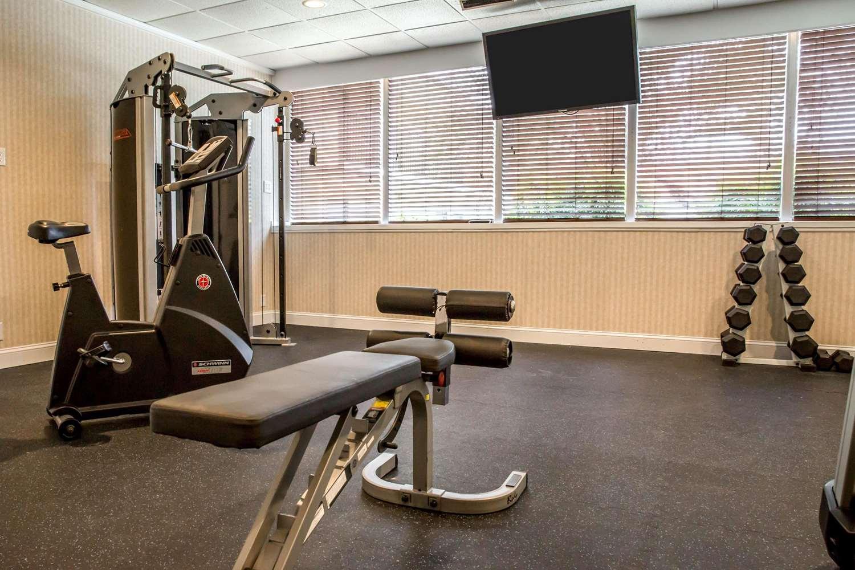 Fitness/ Exercise Room - Quality Inn Elizabeth City