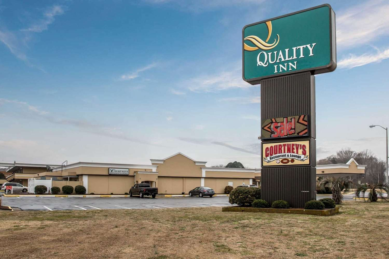 Exterior view - Quality Inn Elizabeth City