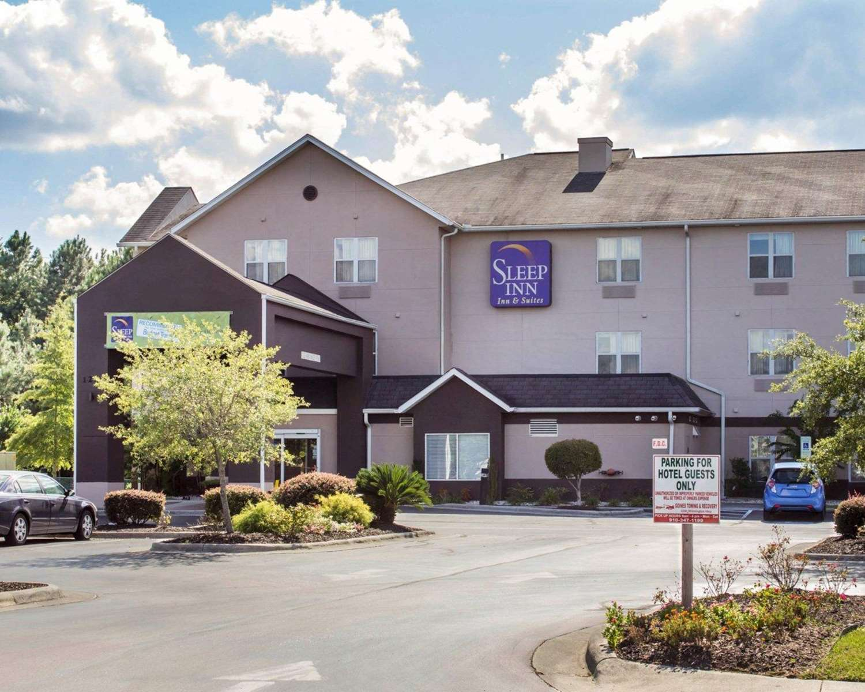 Exterior view - Sleep Inn & Suites Jacksonville