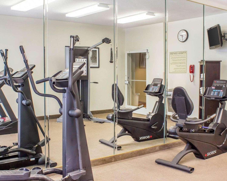 Fitness/ Exercise Room - Sleep Inn & Suites Jacksonville