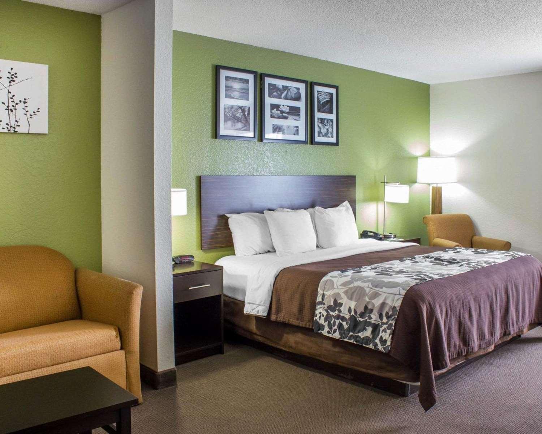 Suite - Sleep Inn & Suites Jacksonville