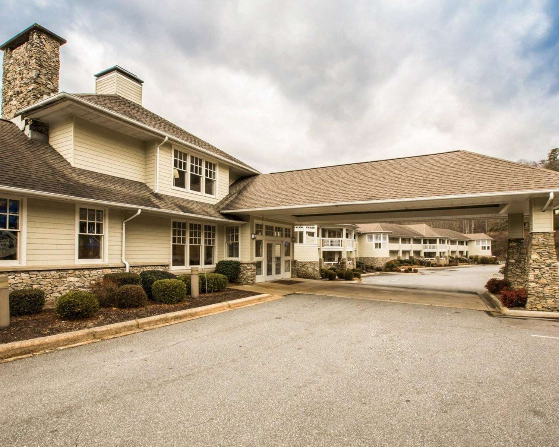 Exterior view - Rodeway Inn & Suites Cherokee