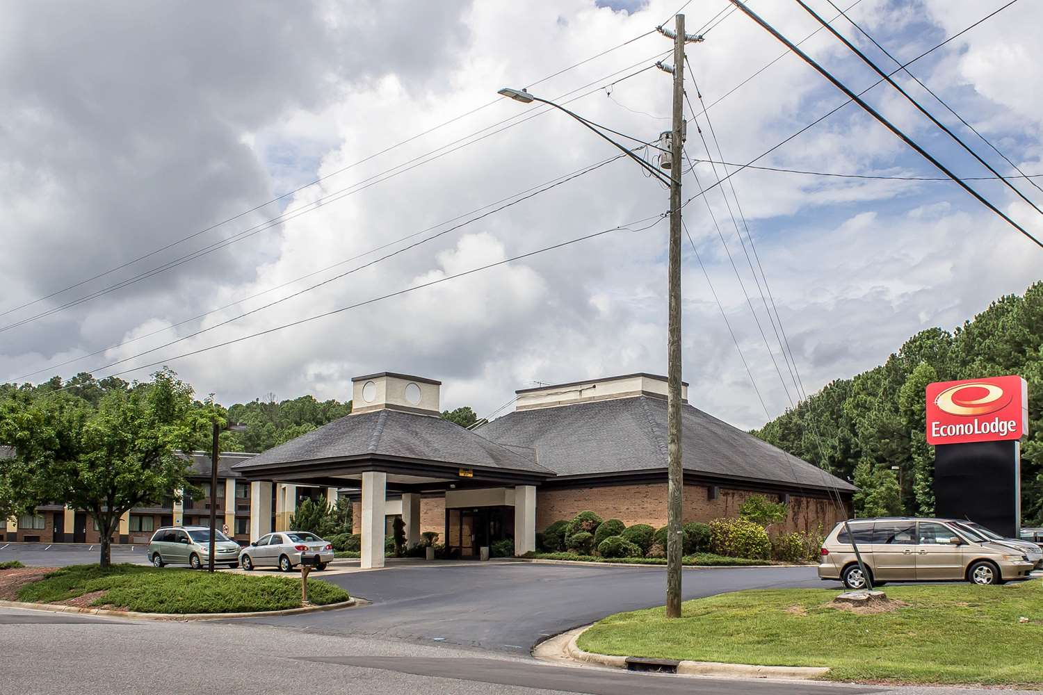 Exterior view - Econo Lodge Sanford