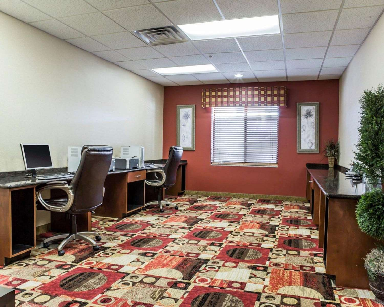 Conference Area - Comfort Suites Greensboro