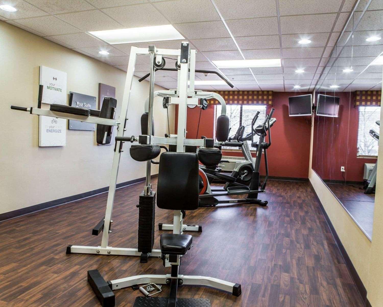 Fitness/ Exercise Room - Comfort Suites Greensboro