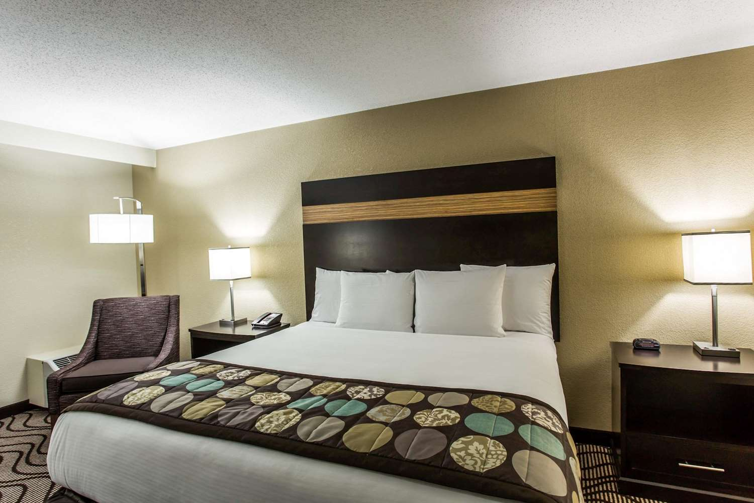 Room - Clarion Hotel Airport & Conference Center Charlotte