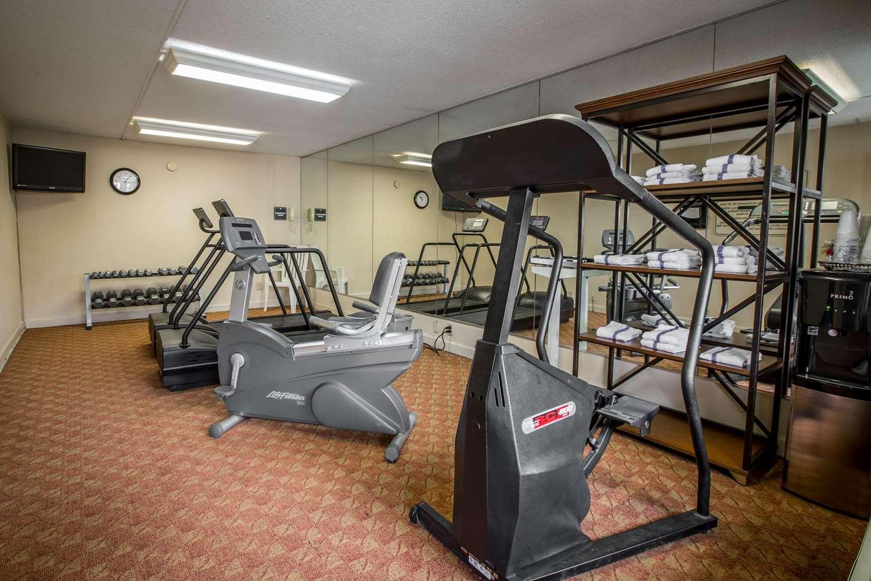 Fitness/ Exercise Room - Quality Inn & Suites Winston-Salem