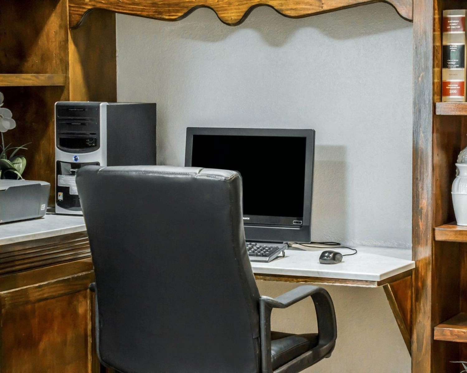 Conference Area - Quality Inn Rocky Mount