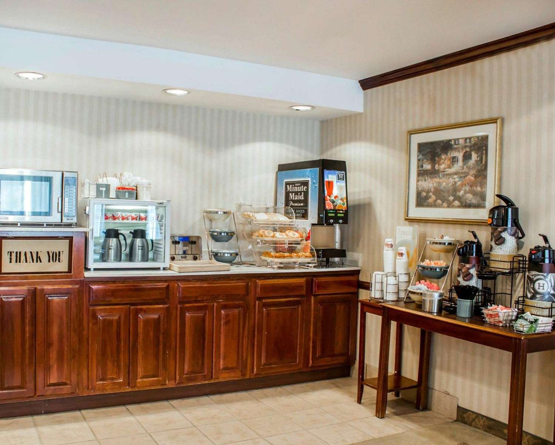 Restaurant - Quality Inn Rocky Mount
