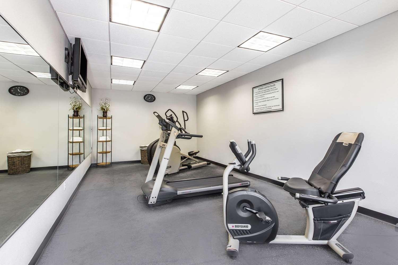 Fitness/ Exercise Room - Clarion Inn Biltmore Village Asheville