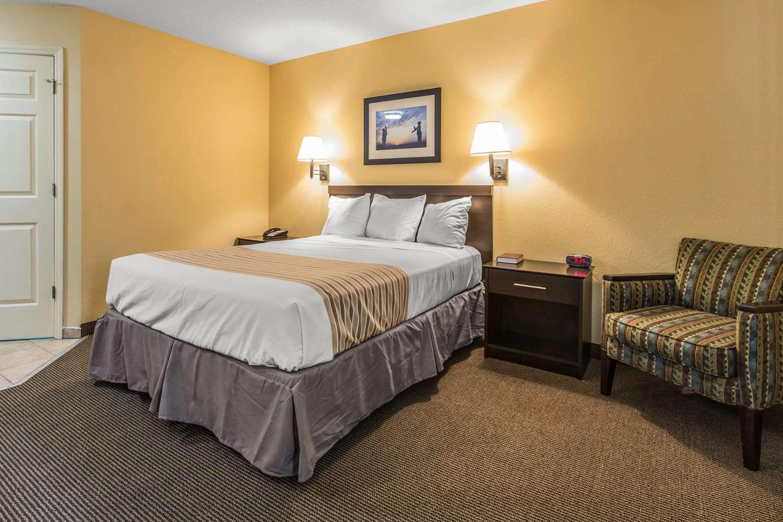 Room - Suburban Extended Stay Hotel Jacksonville