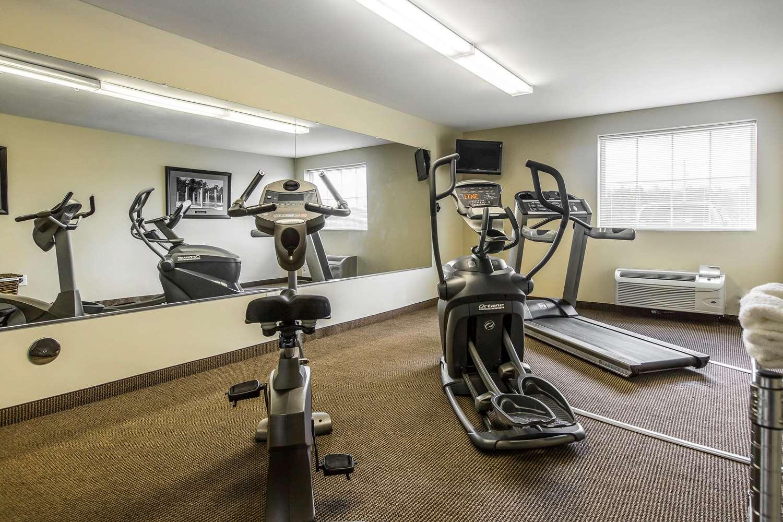 Fitness/ Exercise Room - Suburban Extended Stay Hotel Jacksonville