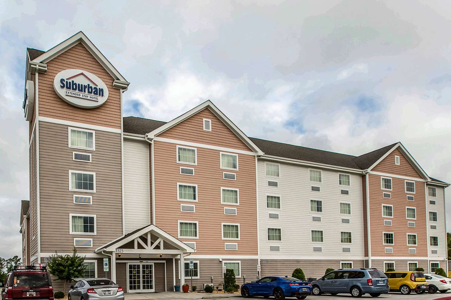 Exterior view - Suburban Extended Stay Hotel Jacksonville