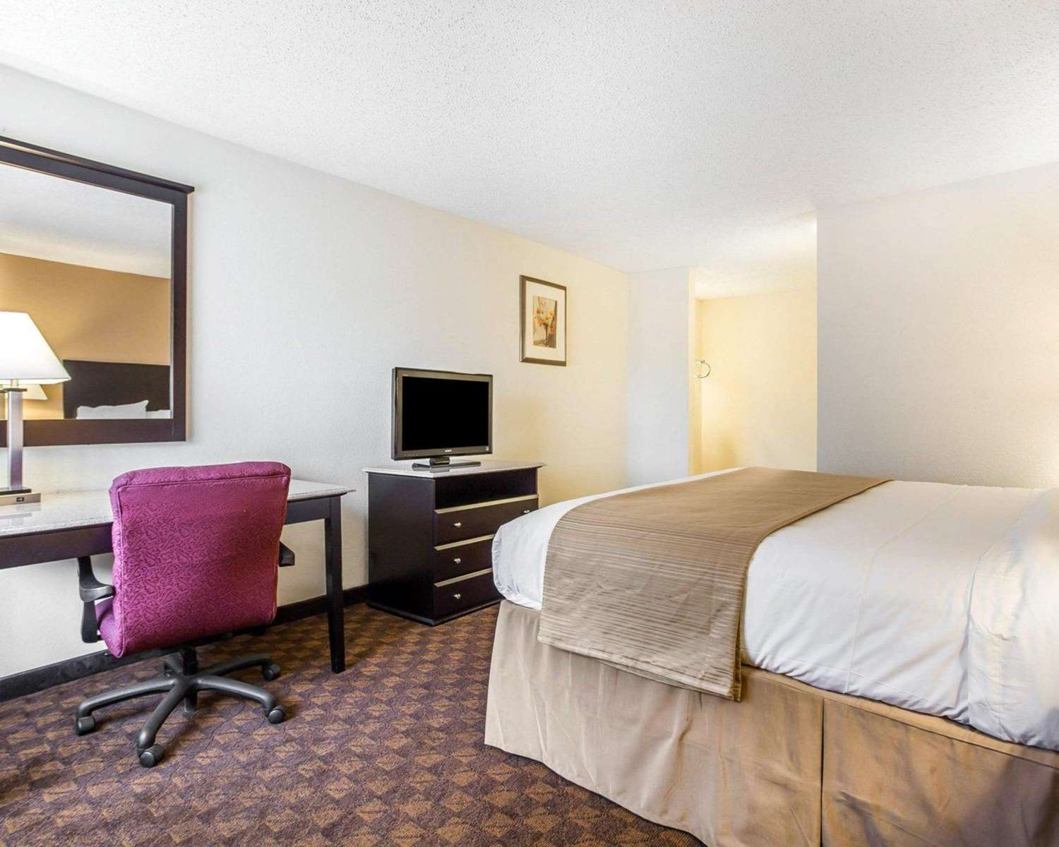 Suite - Quality Inn & Suites Coliseum Greensboro