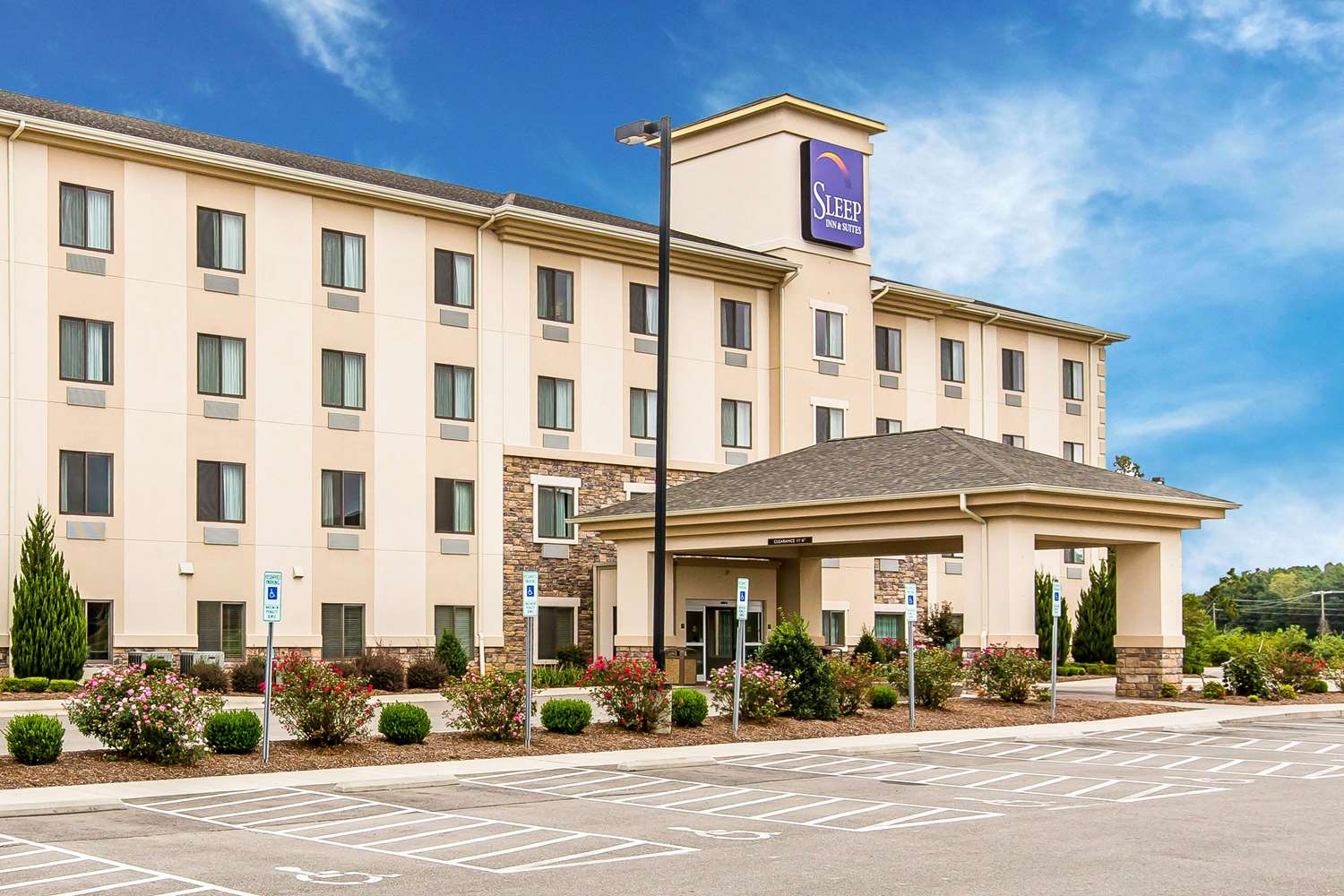 Exterior view - Sleep Inn & Suites Mount Olive