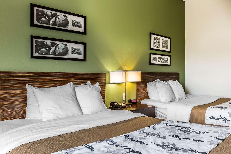 Room - Sleep Inn & Suites Mount Olive