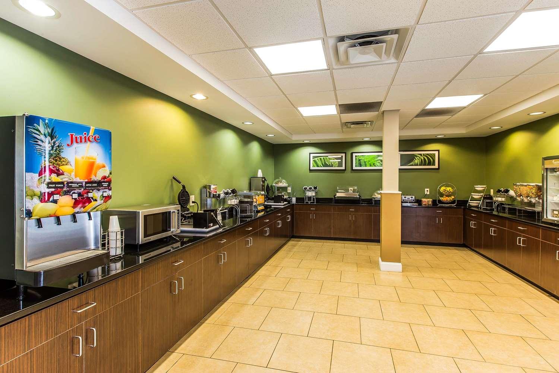 Restaurant - Sleep Inn & Suites Mount Olive