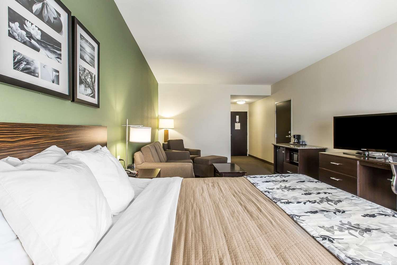 Suite - Sleep Inn & Suites Mount Olive