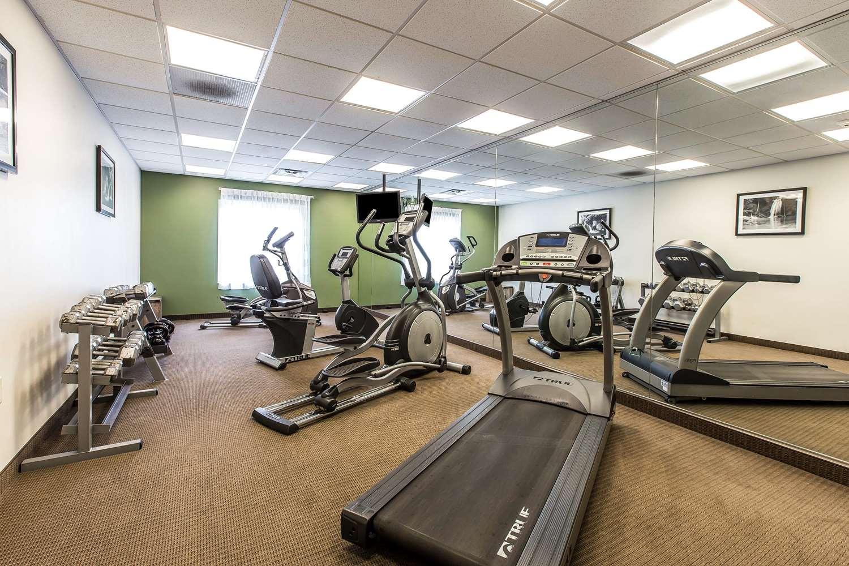 Fitness/ Exercise Room - Sleep Inn & Suites Mount Olive