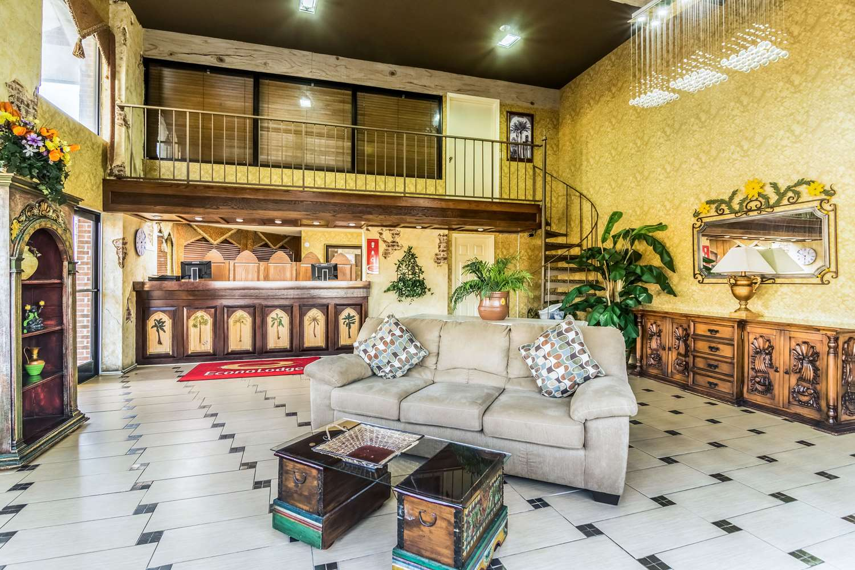 Lobby - Econo Lodge Whiteville