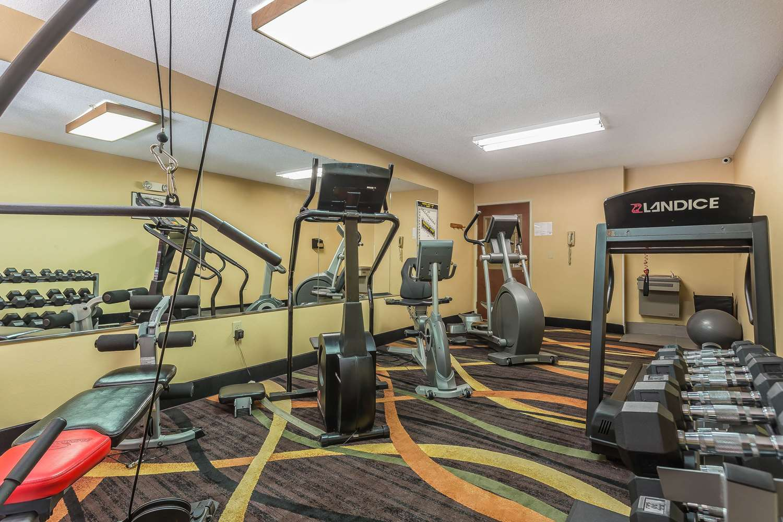 Fitness/ Exercise Room - Quality Inn Warsaw