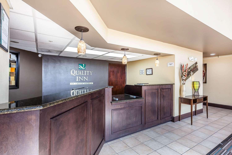 Lobby - Quality Inn Warsaw