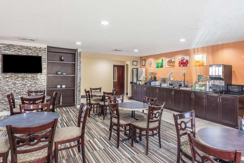 Restaurant - Quality Inn Warsaw